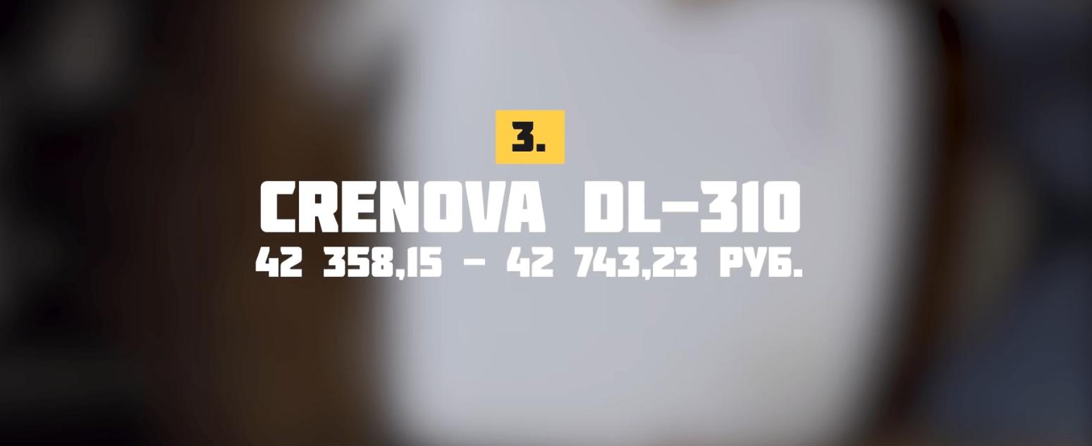 Проектор CRENOVA DL-310