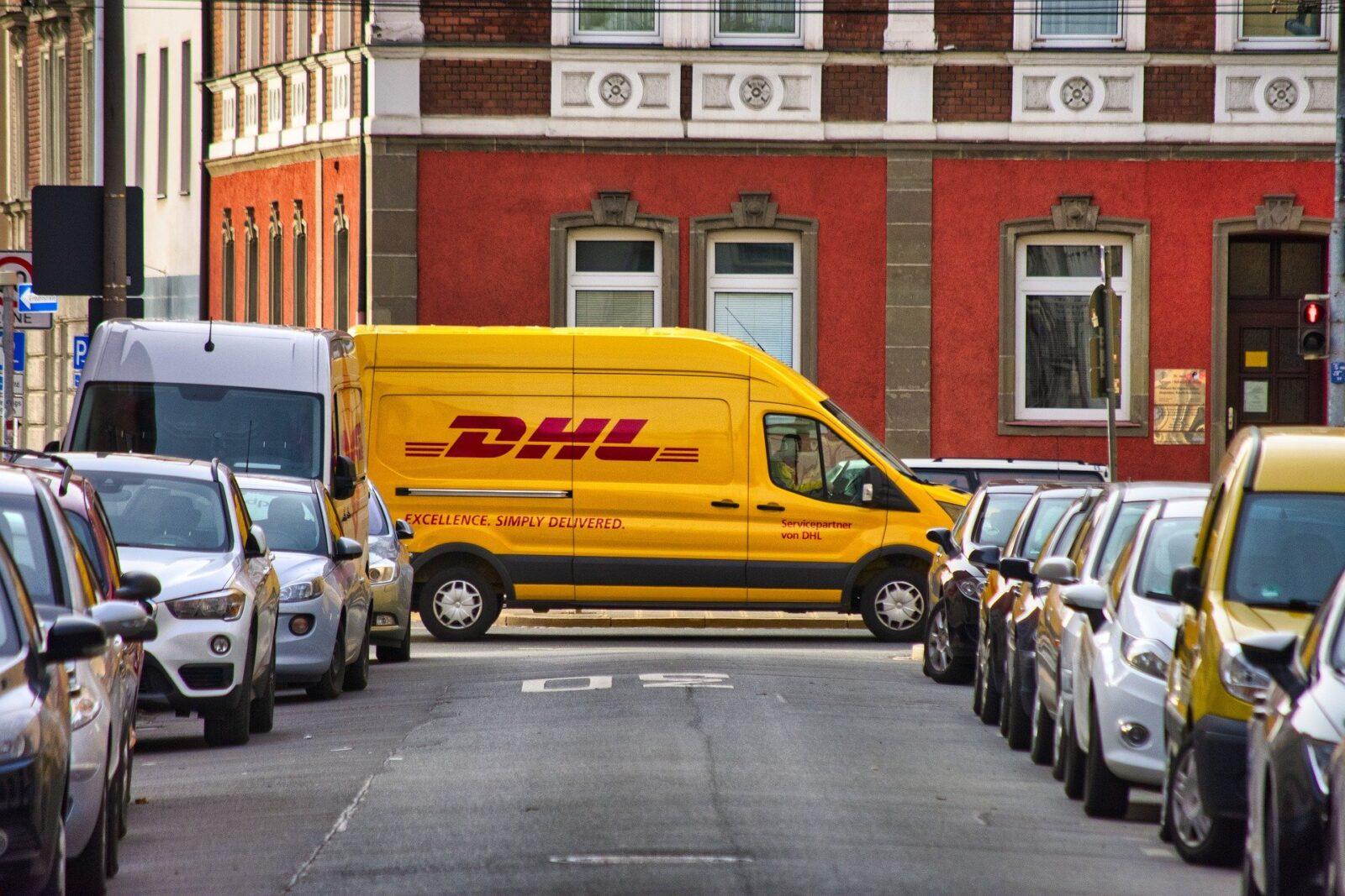 Доставка DHL с AliExpress
