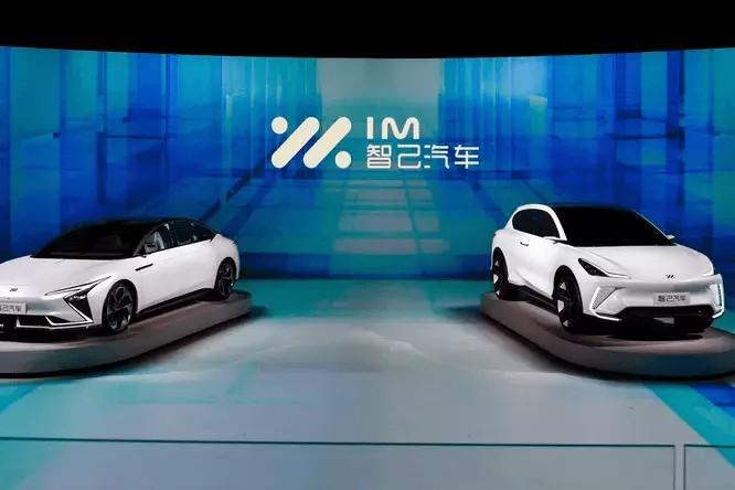 Первый электромобиль от «Alibaba» под брендом «IM»