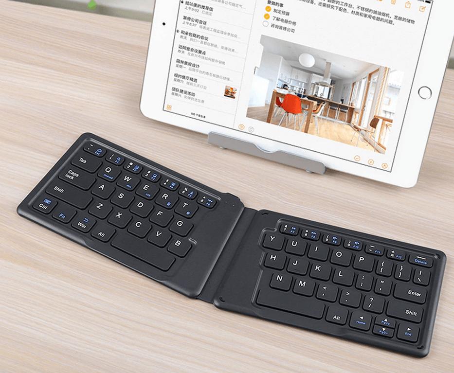 Портативная блютулз клавиатура