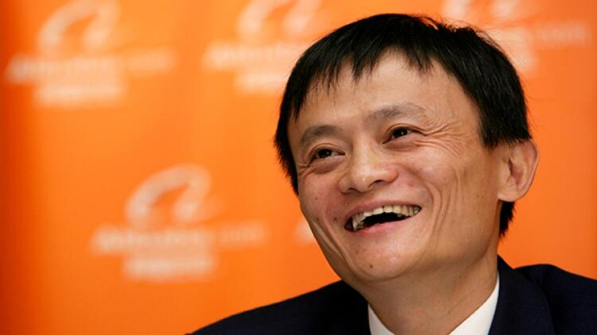основатель Alibaba живопись и благотворительность