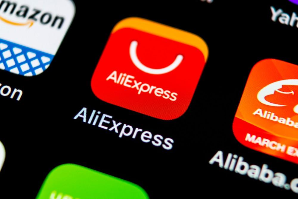 Результаты работы сервиса по доставке продуктов с Алиэкспресс