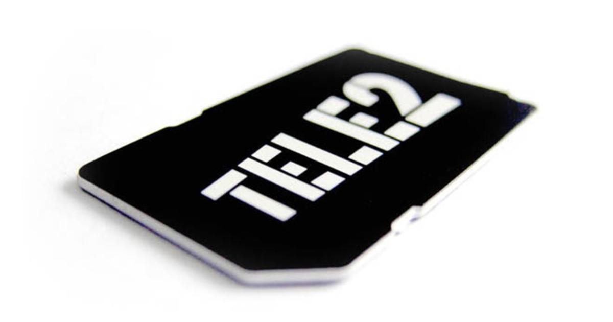 Стартовала продажа SIM-карт Tele2 на AliExpress