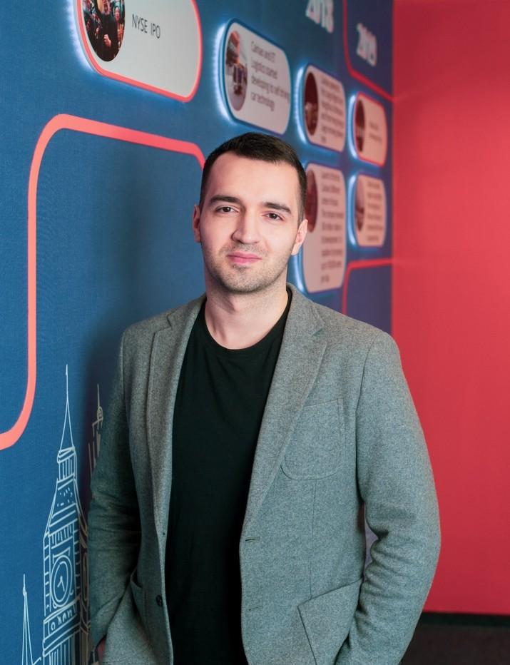 Руководитель по развитию постаматной сети «Цайняо» Юсуп Амирханов